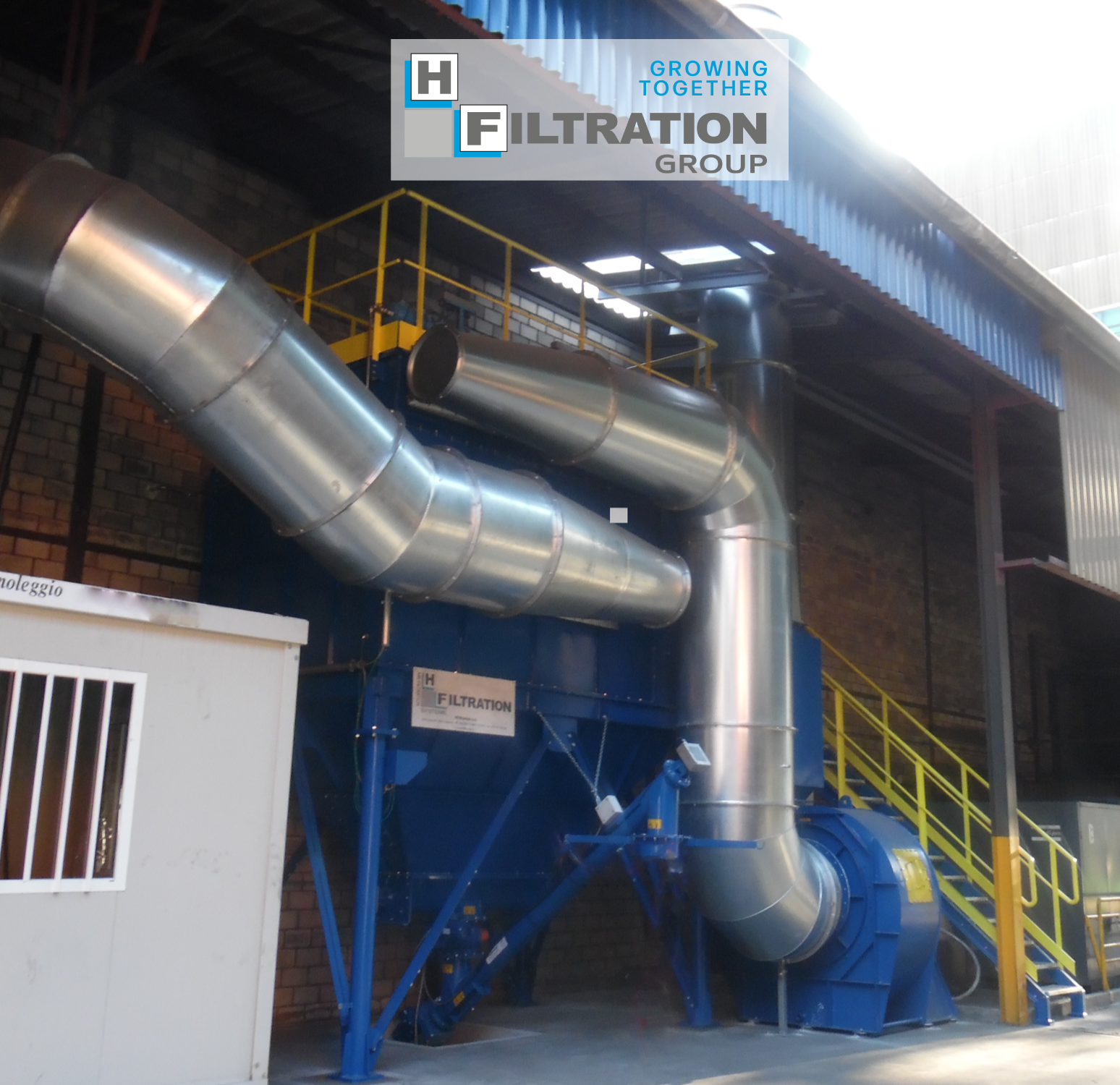 HFiltration - HJL Cart cartridge filters - Mechanical Industry
